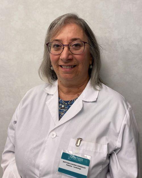 Claudia Condoluci