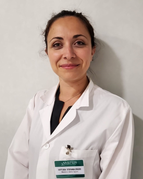 Stefania Crudo